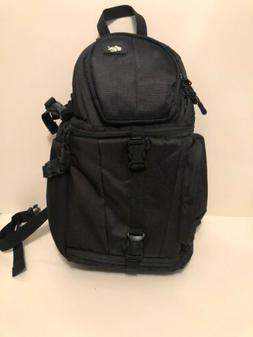 Qipi Camera Bag Sling Style Case Backpack With Modular Inser