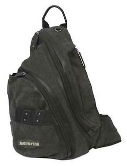 Harley-Davidson C4 Collection H-D Sling Backpack, Cotton Can