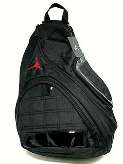 Nike Jordan Jumpman Elite Sling Back Pack Gym Bag New