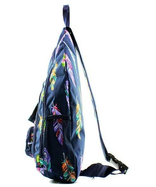 Canvas Strap Sling Backpack FREE NEW