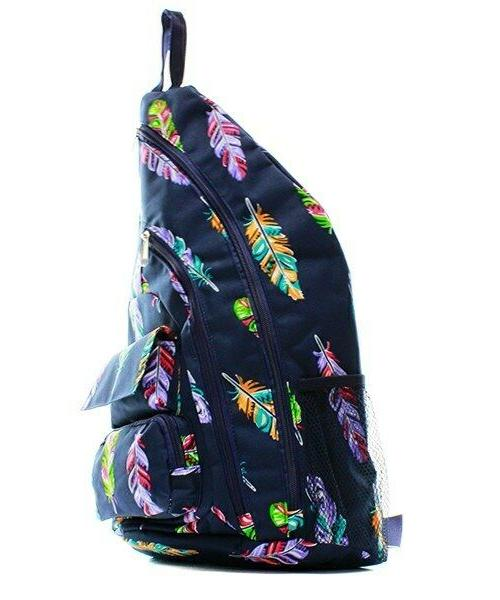 Canvas Sling Backpack NEW