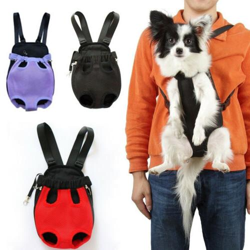 pet dog cat carrier travel tote front