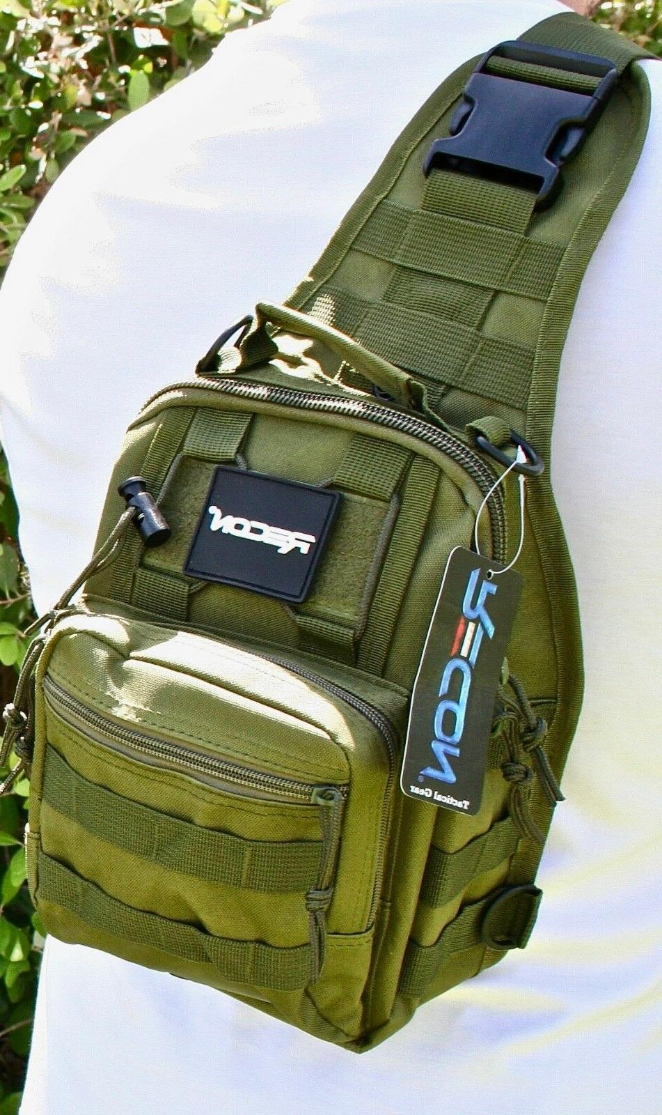 RECON BACKPACKS