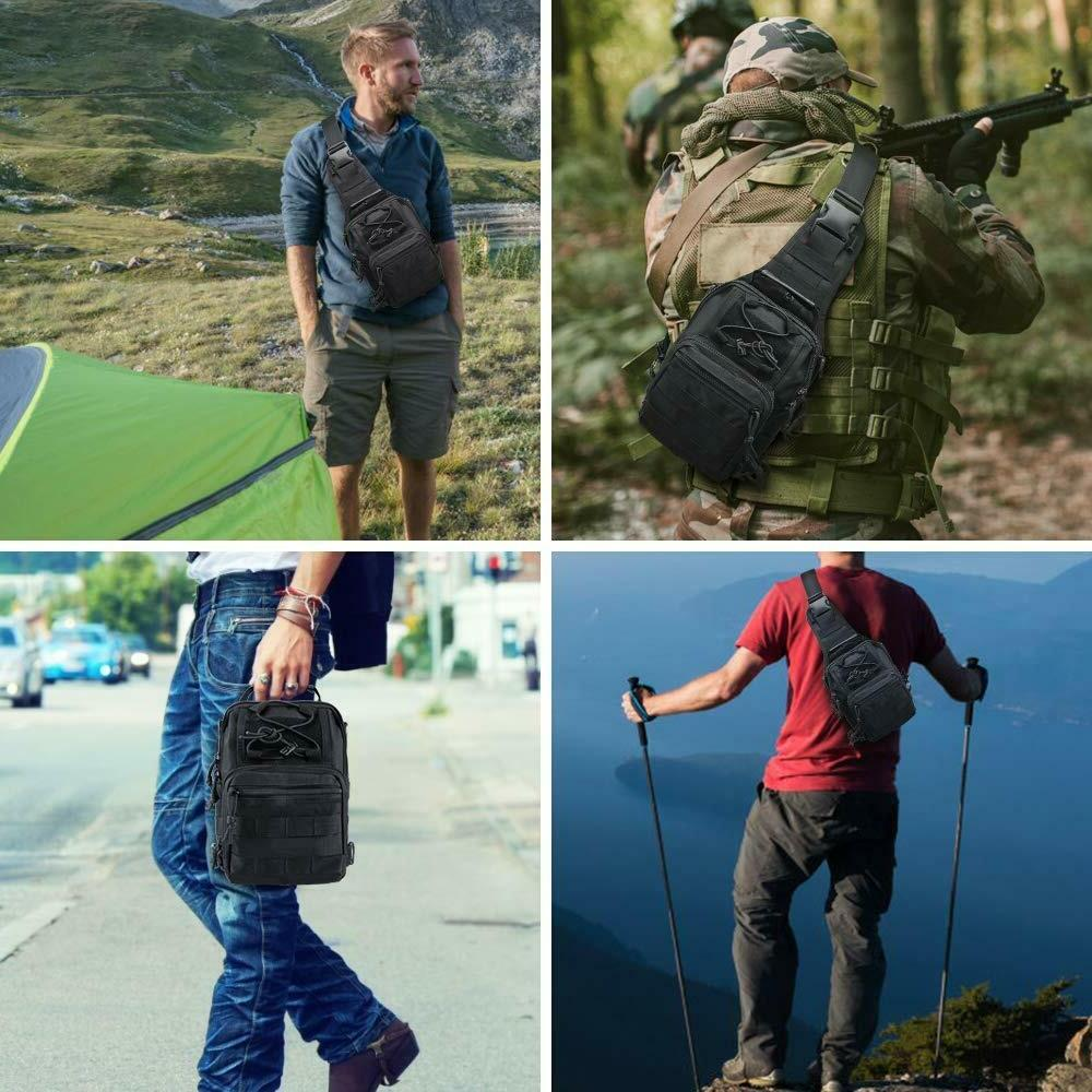 Tactical Pack Small Assault Military Shoulder Backpack