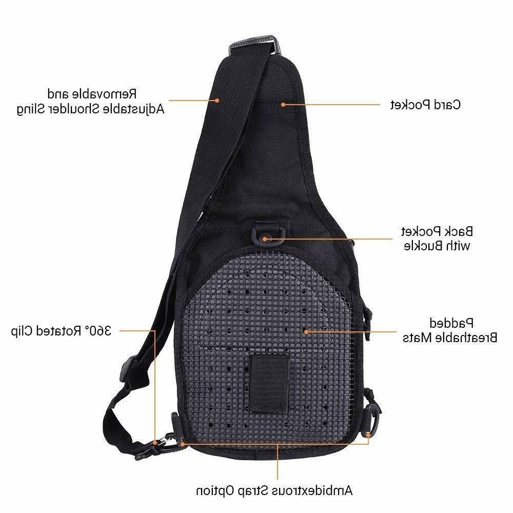 Tactical Sling Small Molle Assault Military
