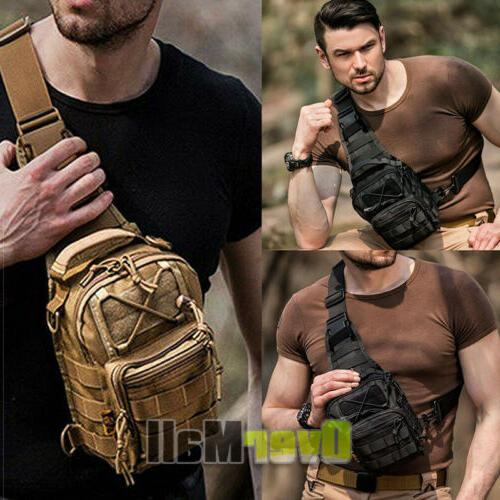 Tactical Sling Pack Rover Bag Molle