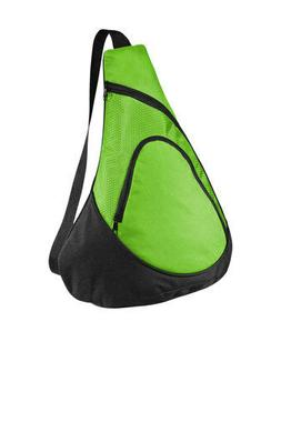 Port Authority Lime Sling Bagpack