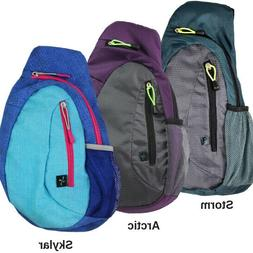 NEW Sugar Medical Diabetes Insulated Sling Backpack , 3 Colo