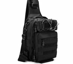New Tactical Belt Chest Bag Military Sling Bags Army Hunting