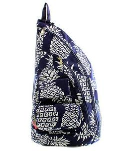 Canvas One Strap Crossbody/ Sling Backpack FREE SHIPPING! NE