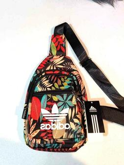 Adidas Originals Unisex Sling Bag Messenger Crossbody Backpa