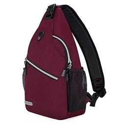 MOSISO Rope Sling Backpack Up to 13 Inch, Multipurpose Cross