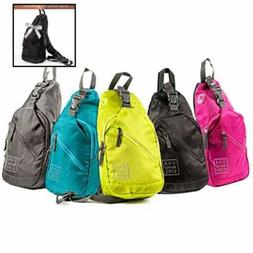 Sling Backpack For Women SMALL Crossbody Bags Perfect Hiking