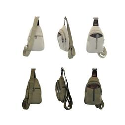 Small Sling Canvas Backpack