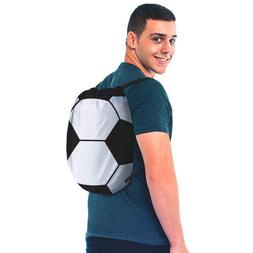 SOCCER DRAWSTRING SLING BACKPACK ~ Sports Birthday Party Sup