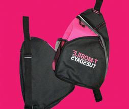 T-Mobile Tuesday Sling Fashion Backpack Bag for School Gym C