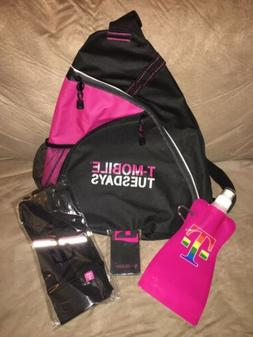 T-Mobile Tuesdays: Sling Backpack, Touch Screen Gloves, Prid