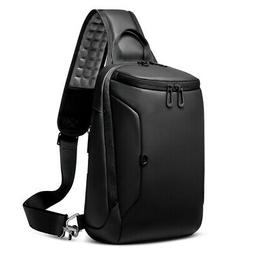 Water Resistant Sling Backpack Chest Pack Single Strap Daypa