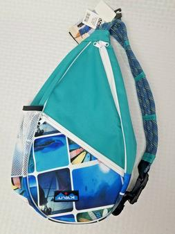 KAVU Womens Paxton Pack Busy Livin Sling Backpack Surfer Sty